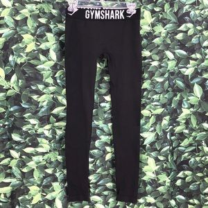 Gymshark Size XS Black Leggings